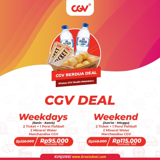 Cgv Cinemas Studio Pekanbaru Berdua Deal