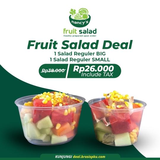 Nancy's Fruit Salad Deal