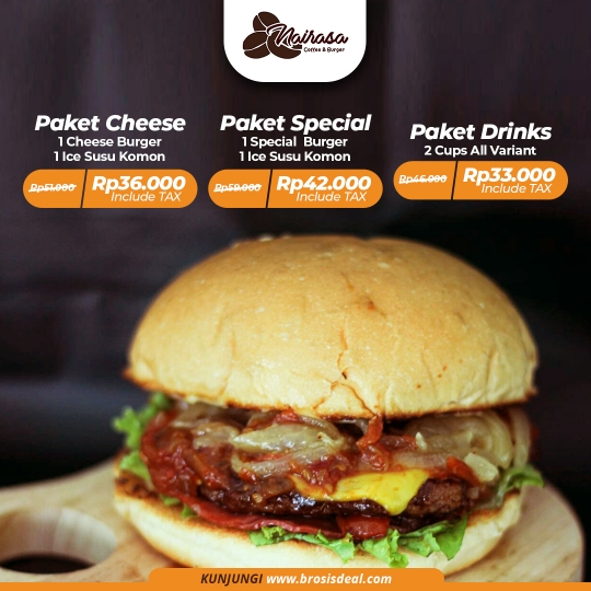 Nairasa Coffee N Burger Deal