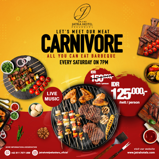 Jatra Carnivore Deal (saturday Only)