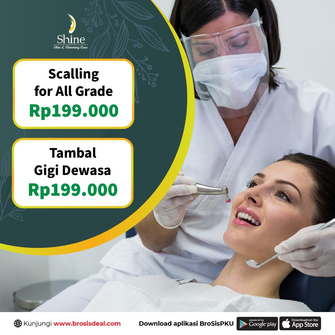Shine Clinic Dental Deal