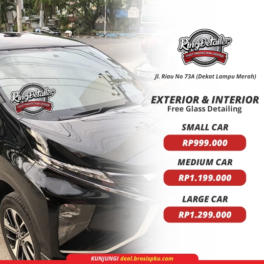 King Detailer Full Paket Deal