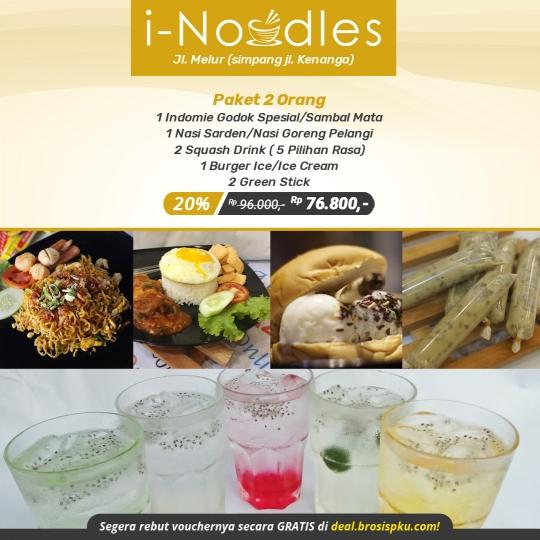 I Noodles Berdua Deal