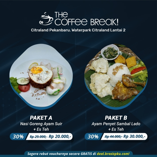 The Coffee Break Deal
