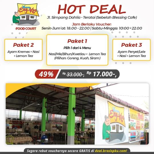 Waroeng Eng Koe Hot Deal