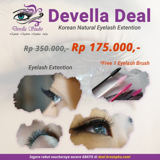 Devella Studio Eyelash Deal