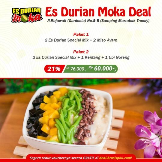 Es Durian Moka Deal