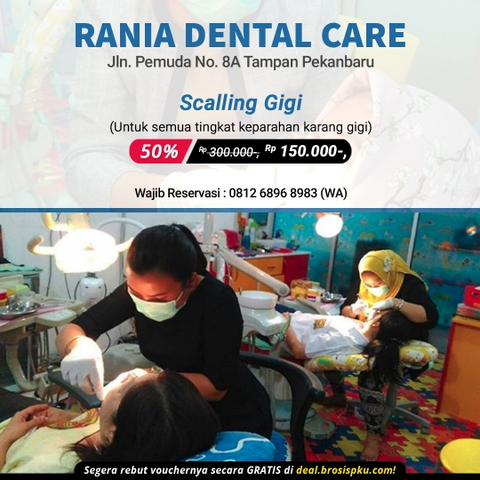 Rania Dental Care Scalling Deal