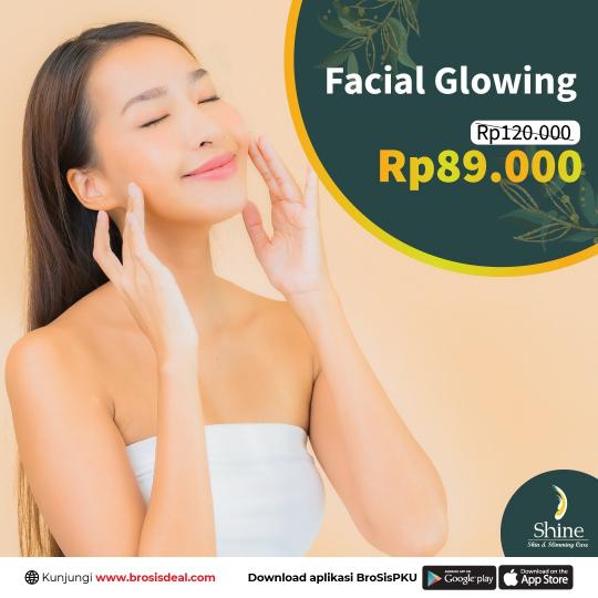 Shine Clinic Facial Glowing Deal