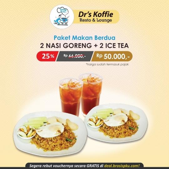 Drs Koffie Deal