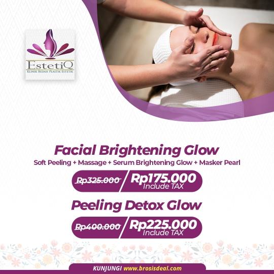 Klinik Estetiq Facial Deal
