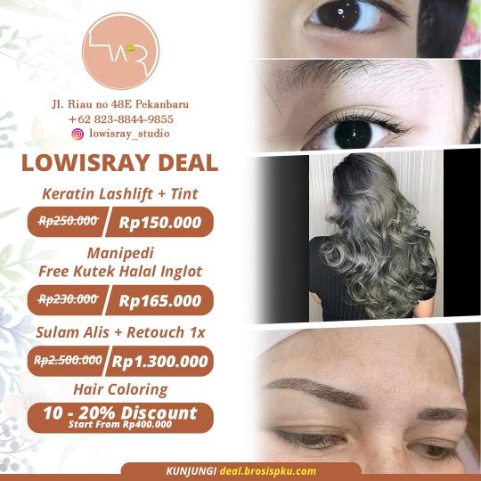 Lowisray Studio Deal