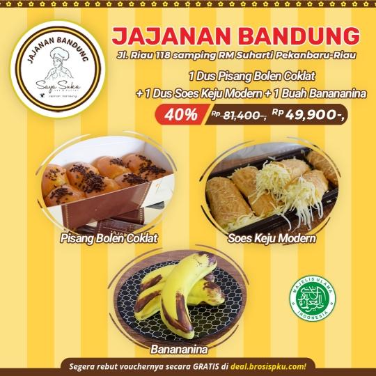 Jajanan Bandung Deal