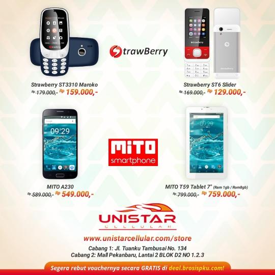 Unistar Cellular Sm Deal