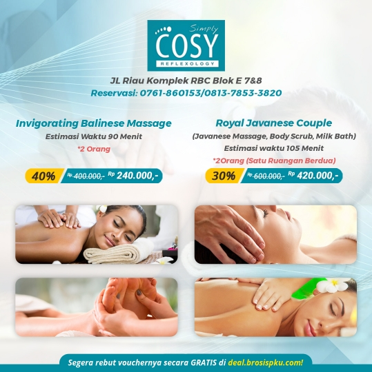 Simply Cosy Spa Deal