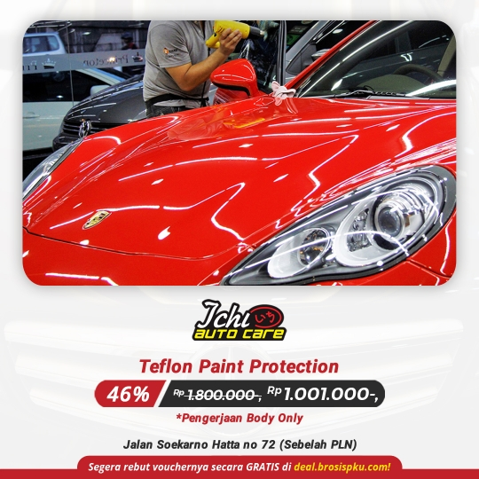 Ichi Autocare Teflon Pain Protection Deal