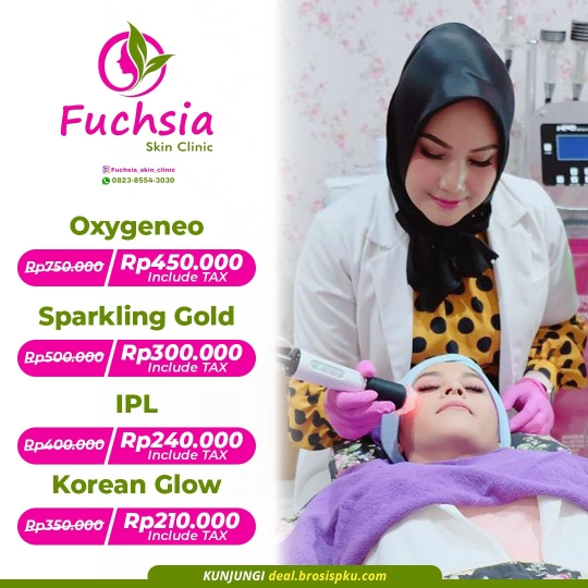 Fuchsia Skin Clinic Deal