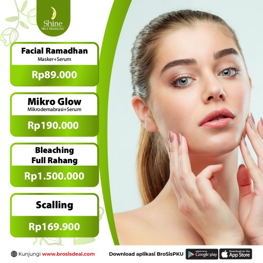Shine Clinic Facial Deal