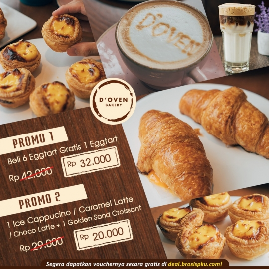 Doven Bakery Deal