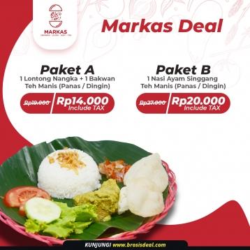 Markas Pekanbaru Deal