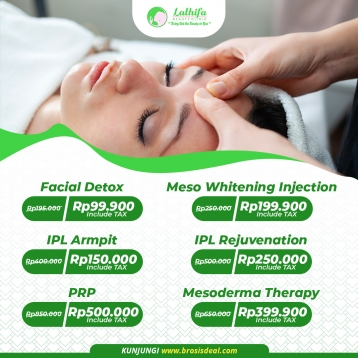 Lathifa Beauty Clinic Deal