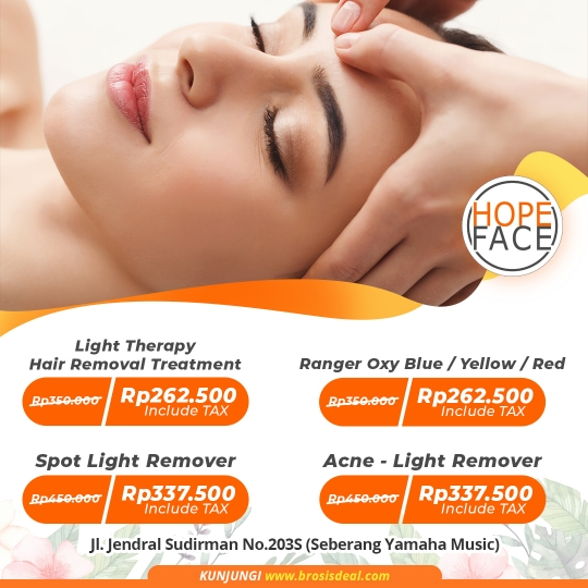 Hope Face Klinik Deal