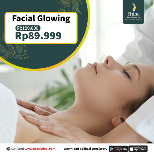 Shine Clinic Facial Glowing Deal