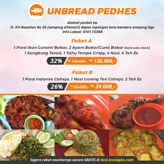 Unbread Phedes Deal