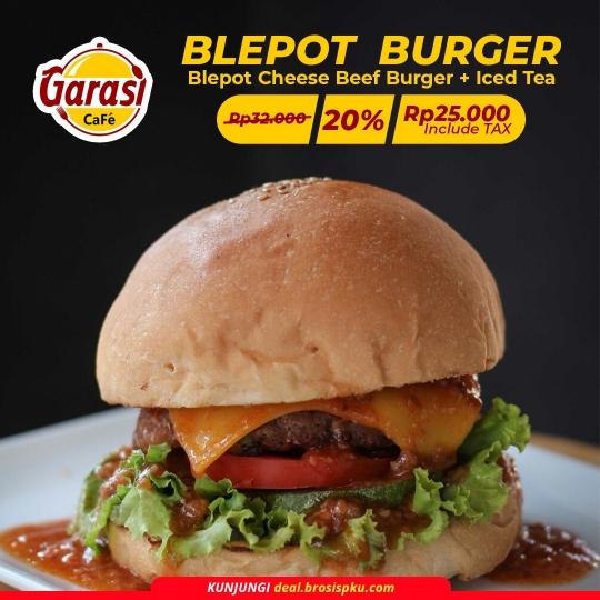 Garasi Cafe Blepot Deal