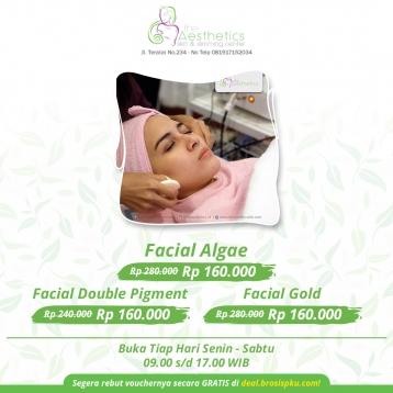 The Aesthetics Facial Deal