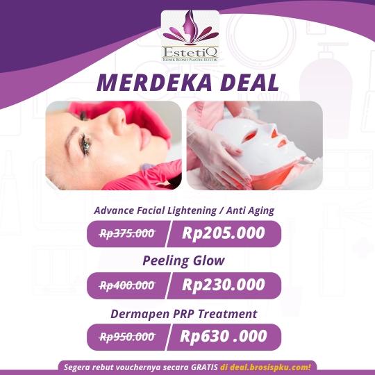 Klinik Estetiq Merdeka Deal