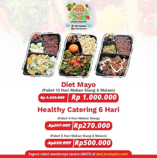 Dapur Protein Healthy Deal