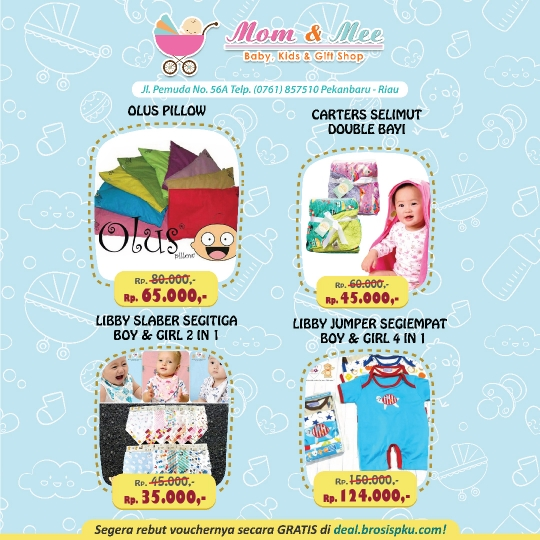 Mom & Mee Baby Shop Deal