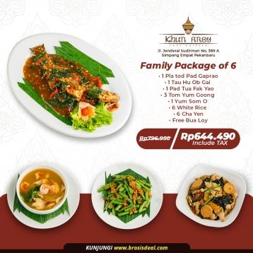 Khun Aroy Family Deal