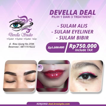 Devella Studio Deal