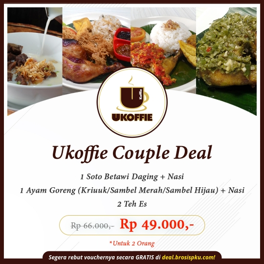Ukoffie Couple Deal