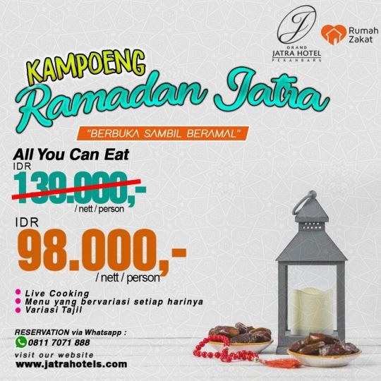 Jatra Kampoeng Ramadan Deal