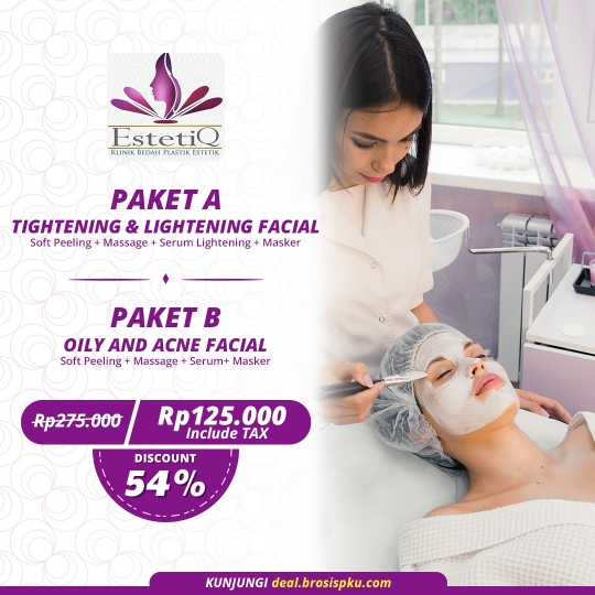 Klinik Estetiq Facial Deal