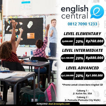 English Central Elementary Deal
