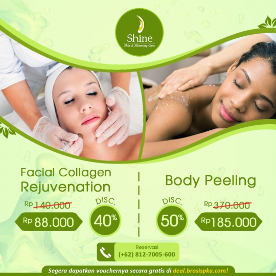 Shine Clinic Skin & Slimming Deal