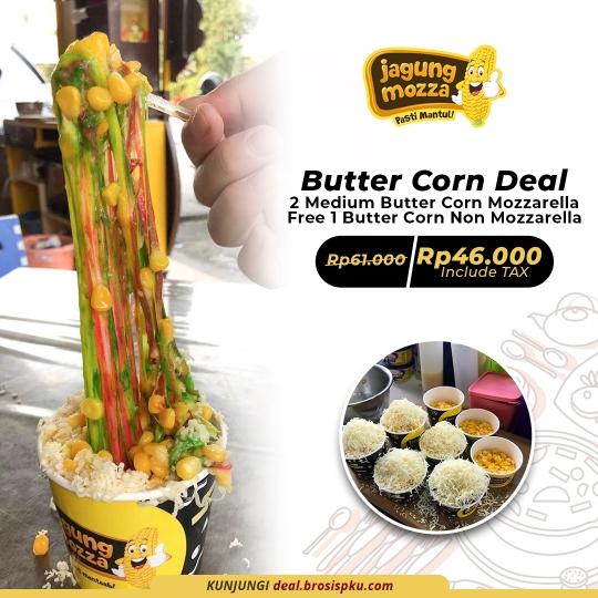 Jagung Mozza Butter Corn Deal