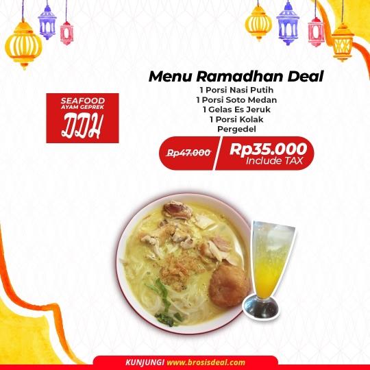 Seafood Ddh Ramadhan Deal