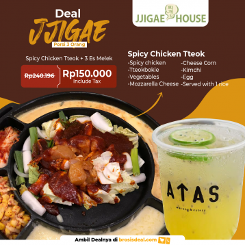 Jjigae House Deal