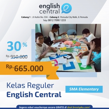 English Central Sma Elementary Deal