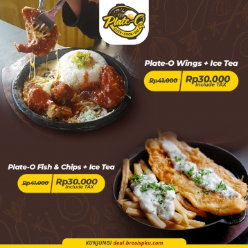 Plate-o Deal (monday-friday)