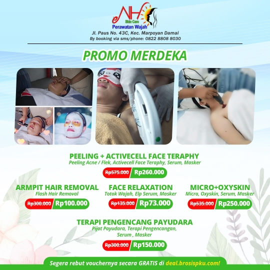 Enh Skin Care Promo Merdeka Deal