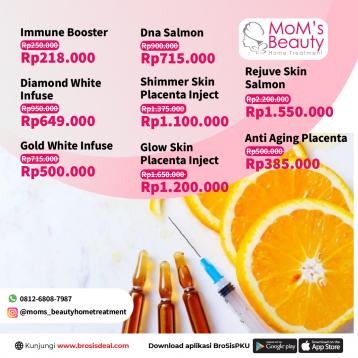 Moms Beauty Home Treatment Deal