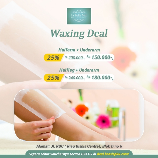 Labelle Waxing Deal