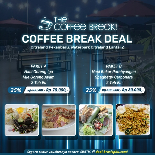 Coffee Break Deal