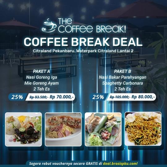 Coffee Break Deal